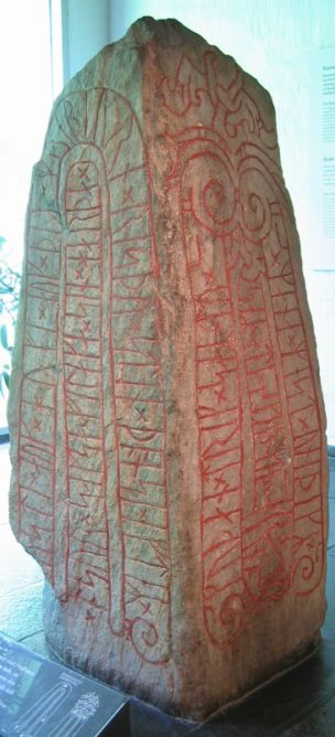 stele runica DR 68 (DK MJy 79) ritrovata ad Aarhus